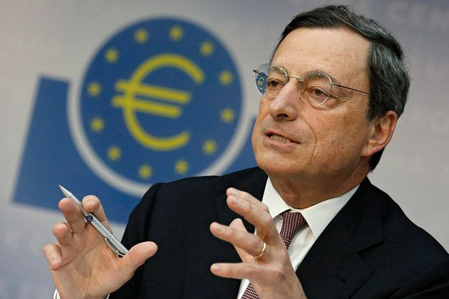 Draghi Says ECB Is Ready to Respond to Any Brexit Turmoil