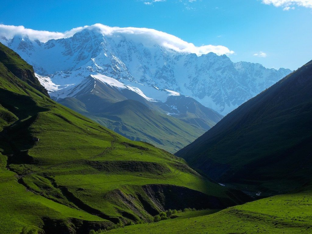 Unique places: Svaneti: a Historical Dream-land Hidden by Mountains