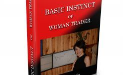 "WOMAN Trader – Lady F. My book ""BASIC INSTINCT OF WOMAN TRADER"""
