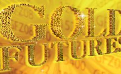 Gold Futures Gain for Second Week on Dollar, U.S. Growth