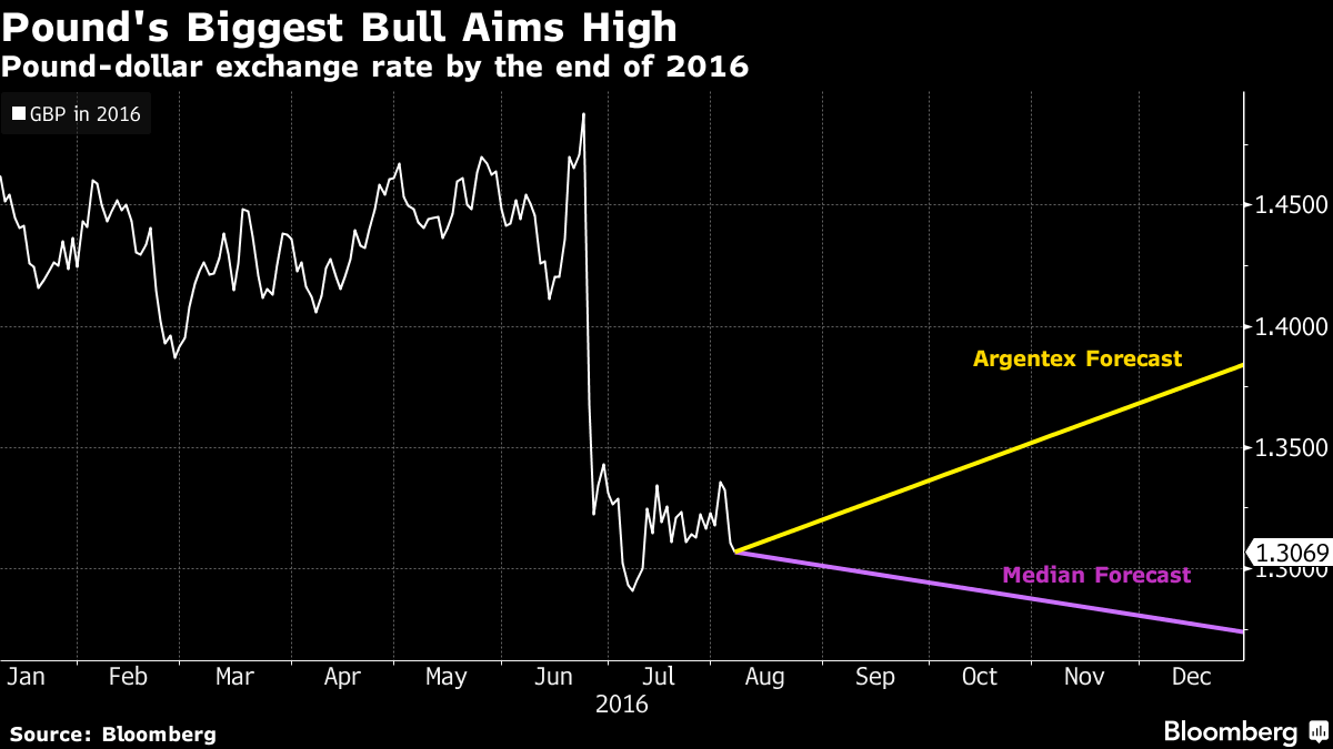 Pound's Biggest Bull Holds Nerve