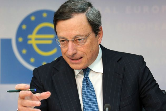 Draghi Silence Puts Numbers in Spotlight Before ECB Meeting