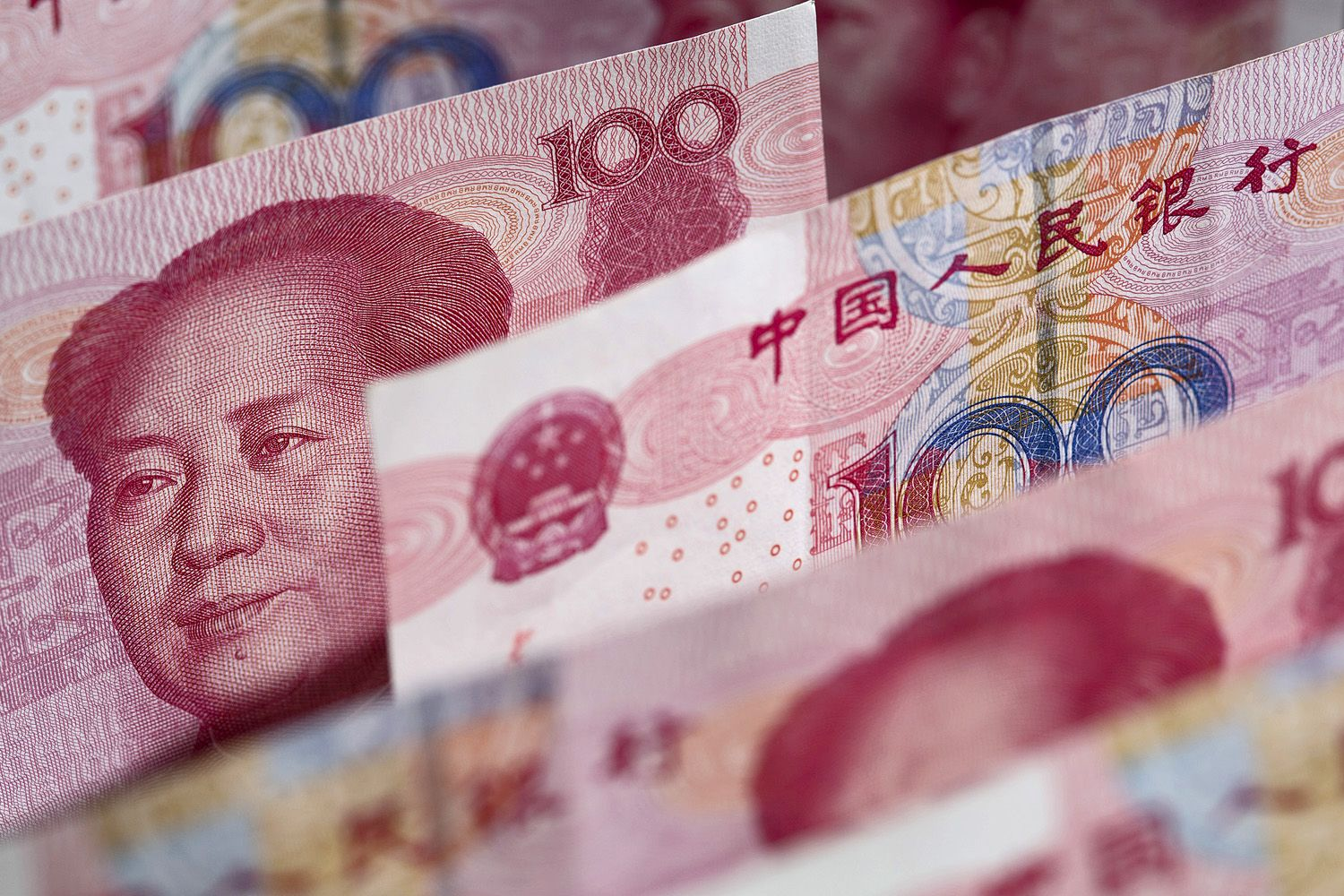 Yuan Nears Six-Year Low as Bears Seen Testing PBOC Tolerance