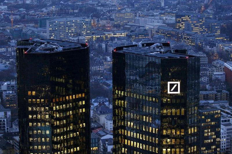 Deutsche Bank Is Strong, 'No Basis' for Speculation