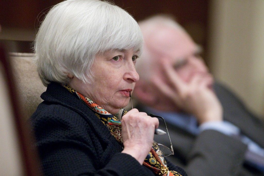 Fed Minutes Suggest Yellen Made the Difference in 'Close Call'