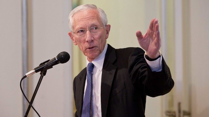 Fed's Fischer Says Central Banks Need Fiscal Help to Spur Growth