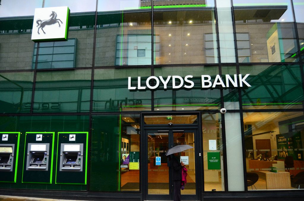 Lloyds Banking Group posts 1.9 billion pound third-quarter pretax profit despite Brexit headwinds
