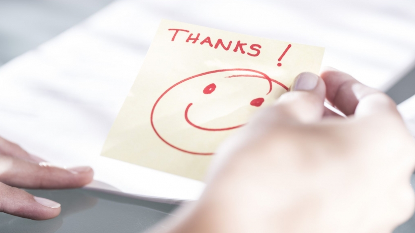 Want to Feel Happier? Give Thanks All Year Round