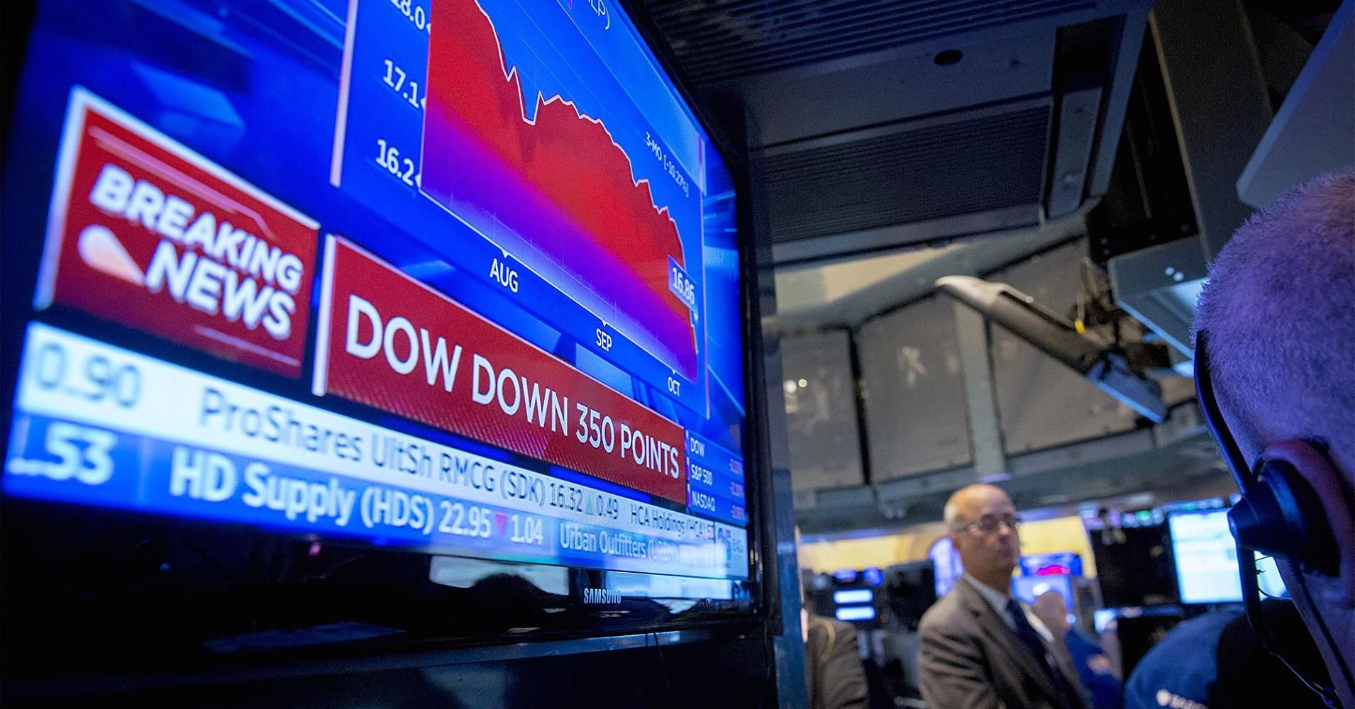 The Dow Just Hit 20,000 for the First Time. Hold Your Applause