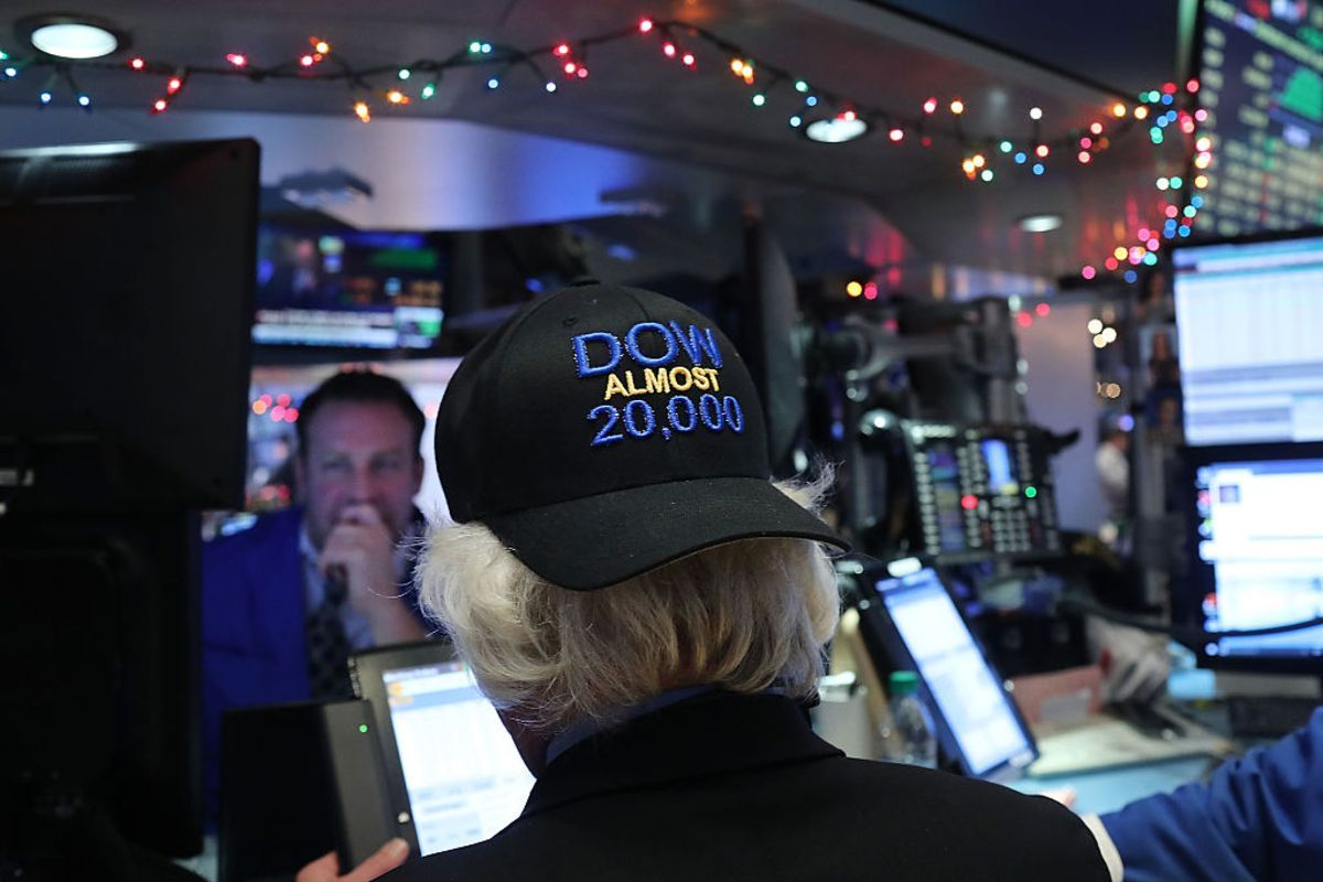 Dow at 20,000? Don't believe the hype