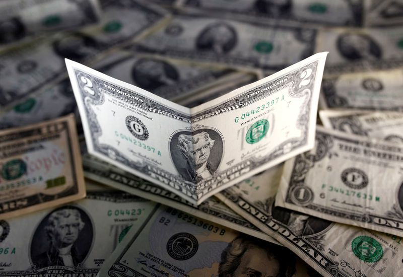 Wall St. Week Ahead: Dollar's sudden weakness could help U.S. profit picture